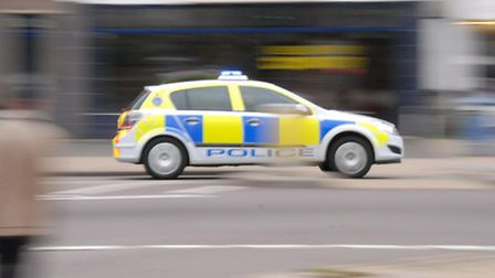 A taxi driver was attacked in Grafham