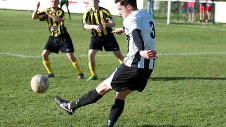 Jamie Alsop made a return to the team following injury problems. Picture: Louise Thompson