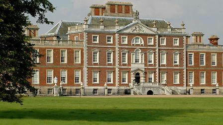 The proposed site is near to the entrance of Wimpole Hall