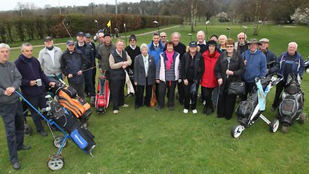Members of the Abbey View Golf Course are unhappy with changes to the car parking charges at Westmin