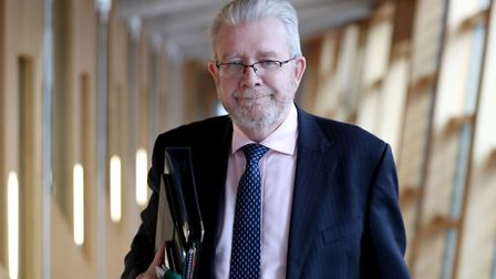 Scotland's Brexit Minister Mike Russell (Pic: PA)