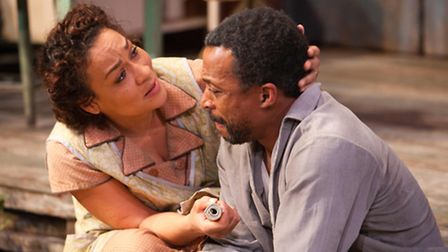 Moon On A Rainbow Shawl will be performed at Cambridge Arts Theatre until Saturday (March 22).