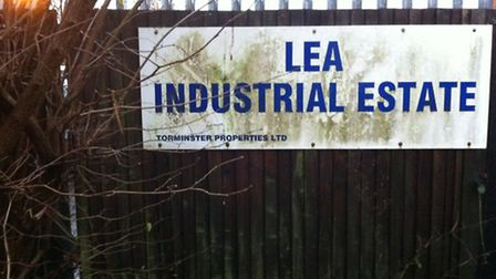 St Albans district council has approved a housing and office scheme for Lea Industrial Estate in Har