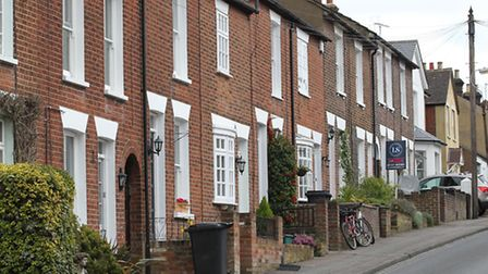 Houses in St Albans