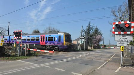 Changes are being made to Shepreth level crossing