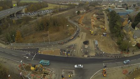 Huntingon's link road will be called Edison Bell Way. Picture: www.paramotorsuk.co.uk
