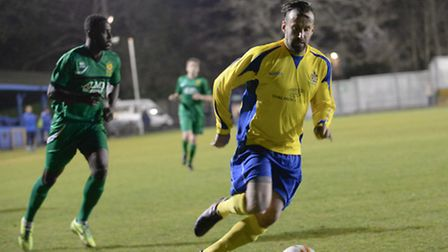 Joint manager James Gray praised Peter Dean's performance. Picture: Bob Walkley