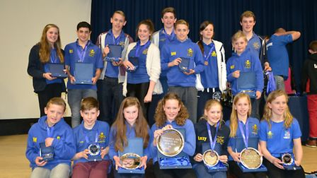 CoStA tasted success at the Hertfordshire County Championships