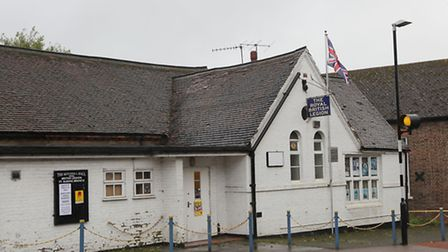 Mitchell Hall home to the St Albans branch of the British Legion