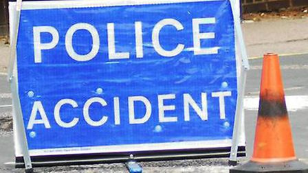 Police-accident-sign