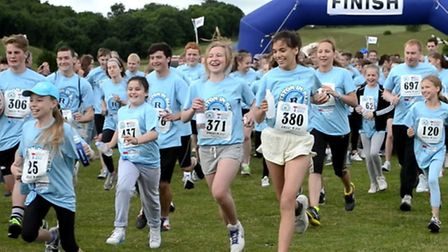 Last year's Royston in Blue event
