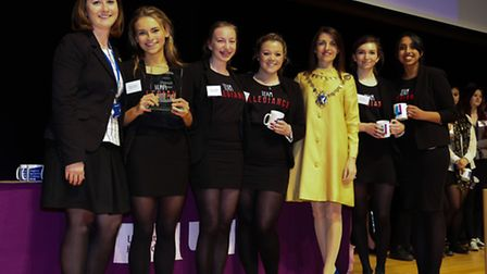 Team Allegiance were crowned the winners at this year's Dragon's Apprentice
