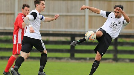 Kaan Fehmi scored a cracker on Saturday. Pictures: KEVIN RICHARDS