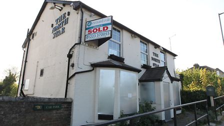 The North Star pub in Royston has been sold for development