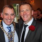 St Albans Chamber of Commerce St George's Day lunch 2014