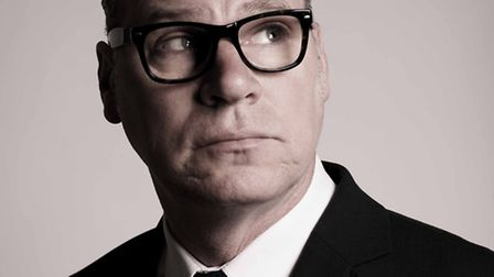 Mark Kermode will be appearing at The Weston Auditorium in Hatfield