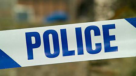 The incident happened 11.30pm in Letchworth Lane, Letchworth GC when the man lost control of his blu