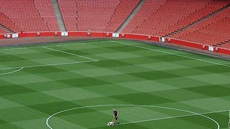 What goes into the perfect pitch at the Emirates? Arsenal fans were recently invited via Twitter to