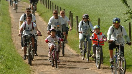 St Albans Charity Cycle Ride 2008