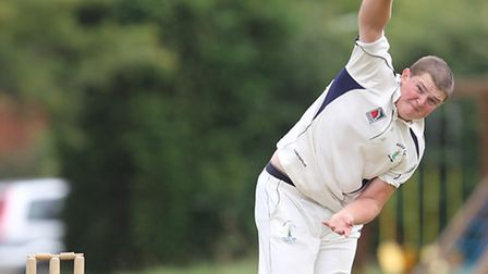 Jack Tidey took four wickets for Reed in their opening match of the National Village Cup.