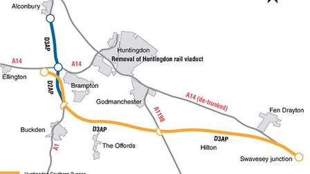 The proposed A14 scheme.