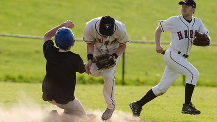 Herts Hawks recorded two wins over South London Pirates on Sunday. Picture: Richard Lee Photography