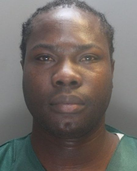 Two men have been imprisoned after being sentenced at St Albans Crown Court. Pictured is Clayton McK