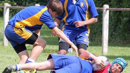 Verulam School is through to the National Rugby League semi-final after beating Egglesfield.