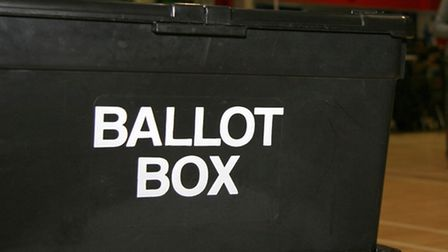 The 2014 election takes place on Thursday, May 22.