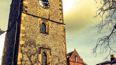 The Clock Tower will play host to a charity busking event in aid of The Crescent. Photo courtesy of