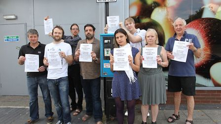 St Albans traders are unhappy with the introduction of Sunday parking charges