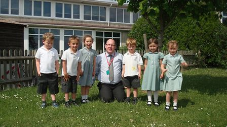 Sauncey Wood School in Harpenden has been rated good by Ofsted inspectors