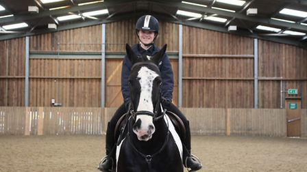 Oaklands College Riding for the Disabled team competed in the Eastern Regional RDA qualifier, held a