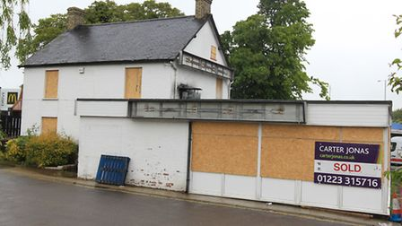 Little Chef in Royston closed down to be replaced by expanded McDonald's