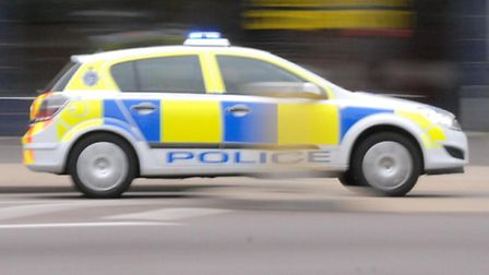 Motorists faced delays after the crash this morning.
