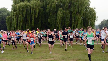 The event, which is open to runners of all abilities, will raise money for charity.