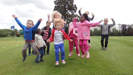 Aldwickbury Park hosted a junior open day on Saturday, May 10.