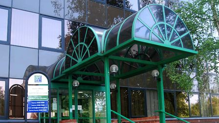 Planning officers at North Herts District Council have recommended the application be rejected
