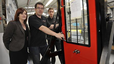 TRB Lightweight Structures, Huntingdon, address a shortage of engineers with its apprenticeship sche