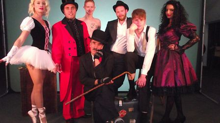 Chaplin's Circus is visiting St Albans