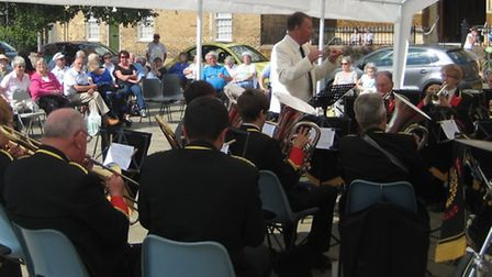 Music on the Waits returns to St Ives from this weekend.