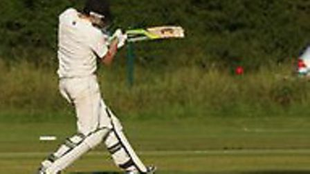 Matt Corran scored 109 not out for Wheathampstead against WGC 2nds.