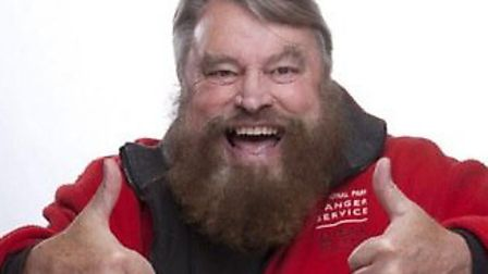Brian Blessed's beard is in a league of its own
