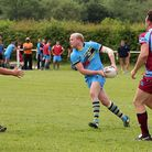 Nick Woolley in action for St Albans Centurions.