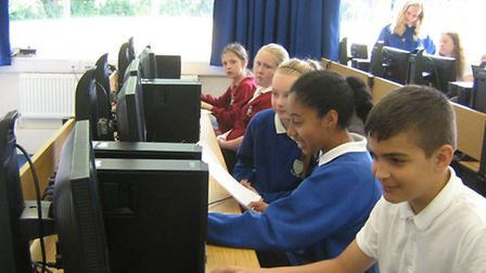 Pupils learn about being digital leaders