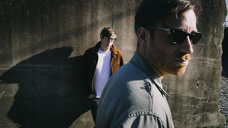 """The Black Keys have released """"Turn Blue"""" Photo by Danny Clinch"""