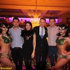 Relaunch of Batchwood Nightclub - the Brewsters and Batchwood dancers