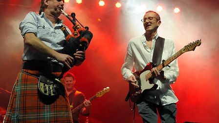 The Peatbog Faeries will perform at the Alban Arena in St Albans