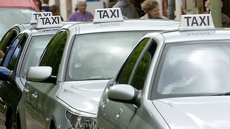 Taxi drivers are set to strike on Friday