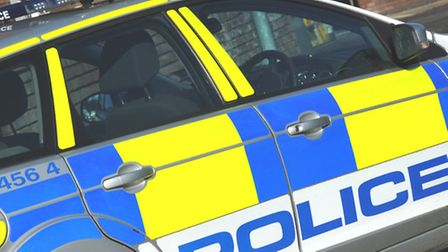 A car and a lorry were involved in a crash on the A14 this afternoon.